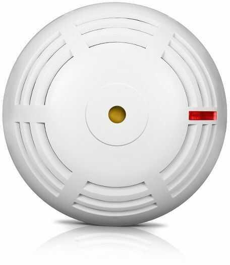 Bezprzewodowy czujnik dymu ASD-250 SATEL