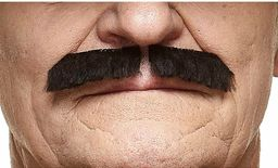 Kostiumy żywe 205017 wąsy, wielokolorowe, jeden rozmiar