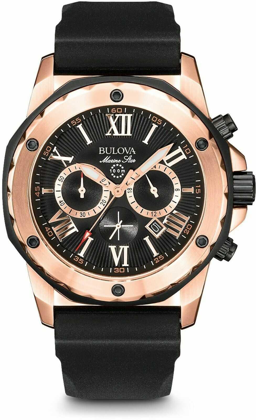 Zegarek męski Bulova Marine Star Chronograph