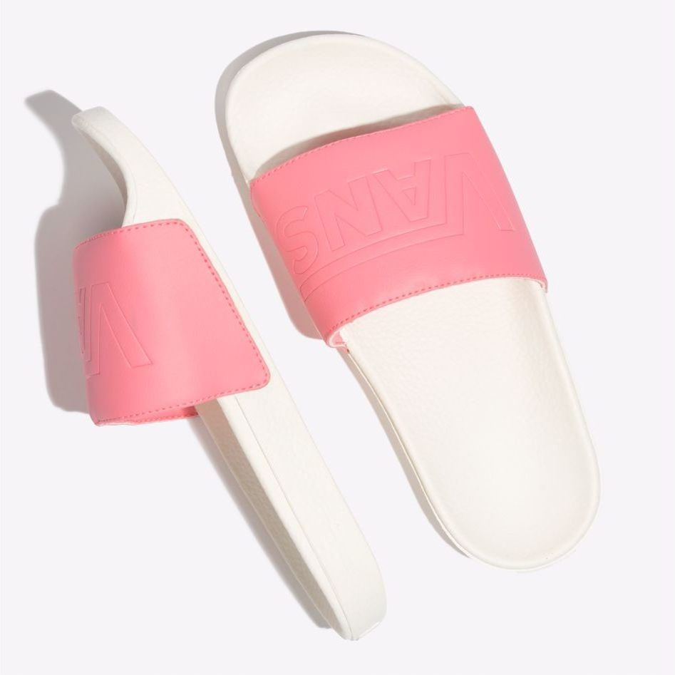 kapcie damskie VANS SLIDE-ON Strawberry Pink