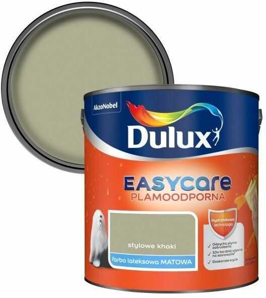 Farba Dulux EasyCare stylowe khaki 2,5 l