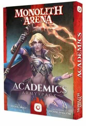 Monolith Arena - Akademicy