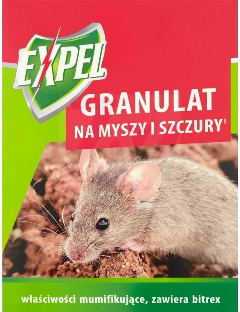 Expel Granulat na myszy i szczury 250g