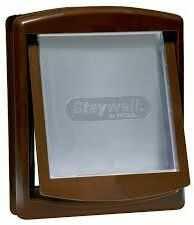 Drzwiczki Staywell 775, brązowe (L)