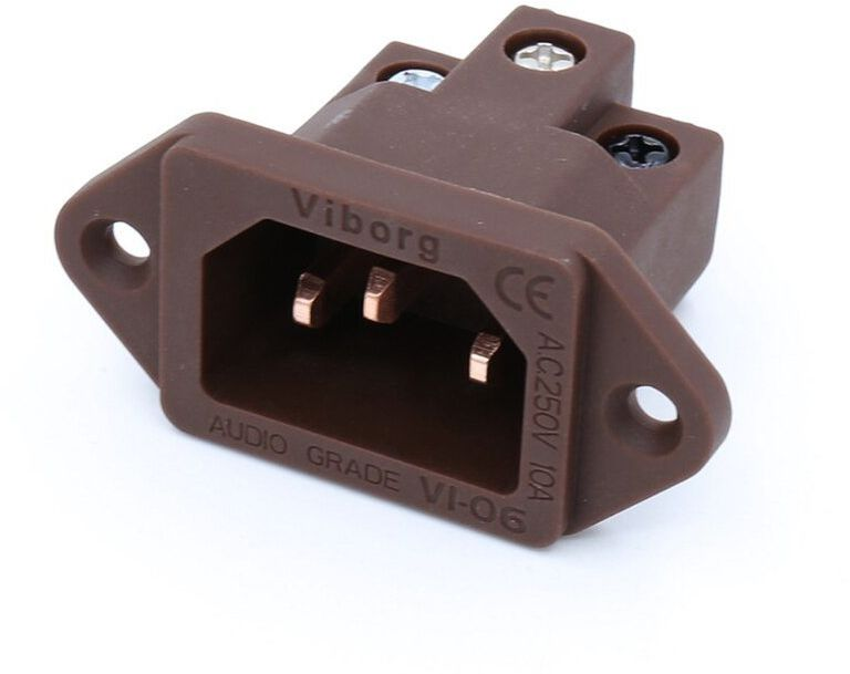 Viborg VI-06CC - gniazdo montażowe IEC