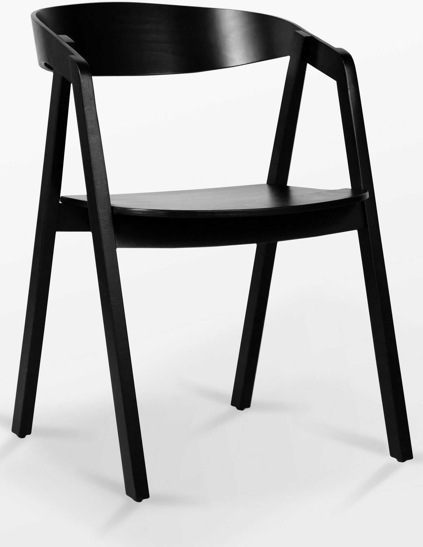 Krzesło bukowe gięte NK-15