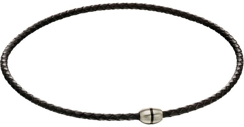 Biżuteria Fred Bennett Brushed Bead Necklace N4275