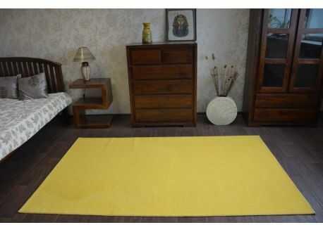 DYWAN - WYKŁADZINA ETON żółty 100x150 cm