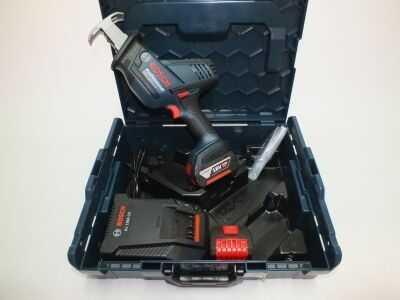 Piła szablasta Bosch GSA 18 V - LI