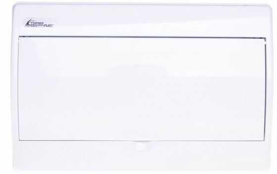 Rozdzielnica modułowa 1x12 natynkowa IP40 RN-12 Fala 7.13
