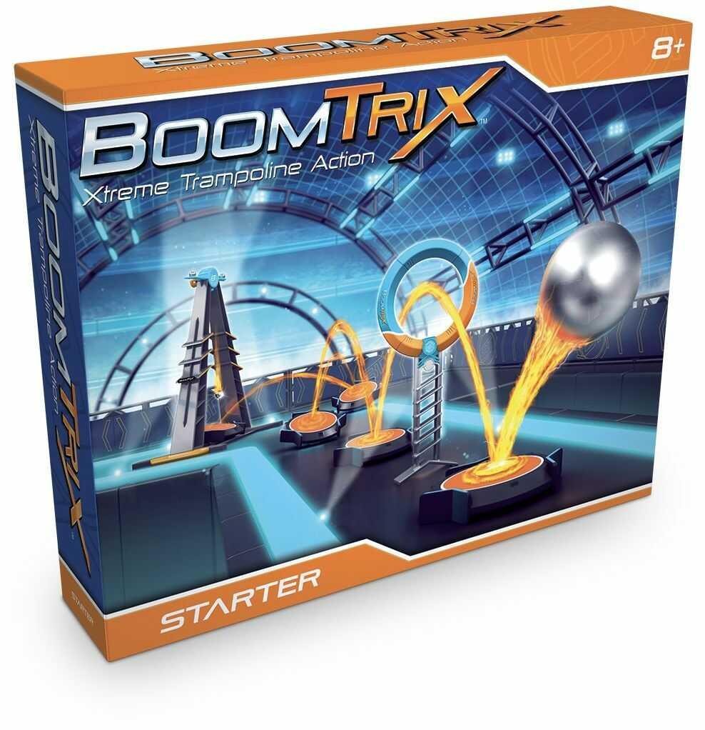 Goliath Toys 80602 Boom Trix zestaw startowy: Toys, wielokolorowy