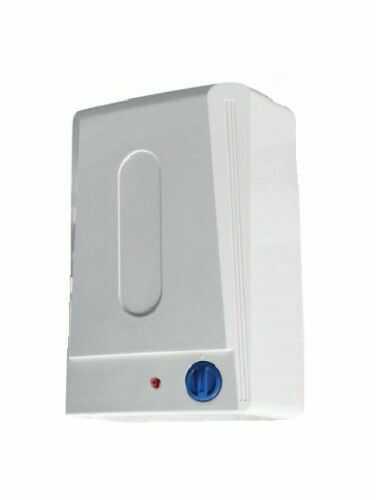 Elektryczny pojemnościowy ogrzewacz wody nadumywalkowy 5 L FOX