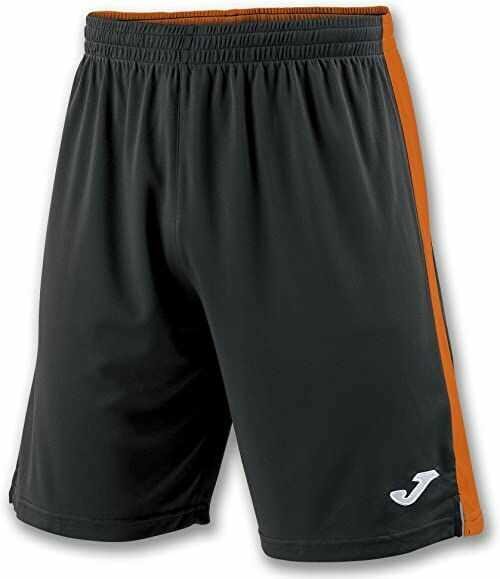 Joma Tokio II męskie spodnie, zestaw wielokolorowa Mehrfarbig (Schwarz/Orange) XXS