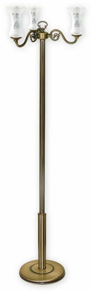 RETRO PLUS 429/L3 LAMPA STOJĄCA LEMIR