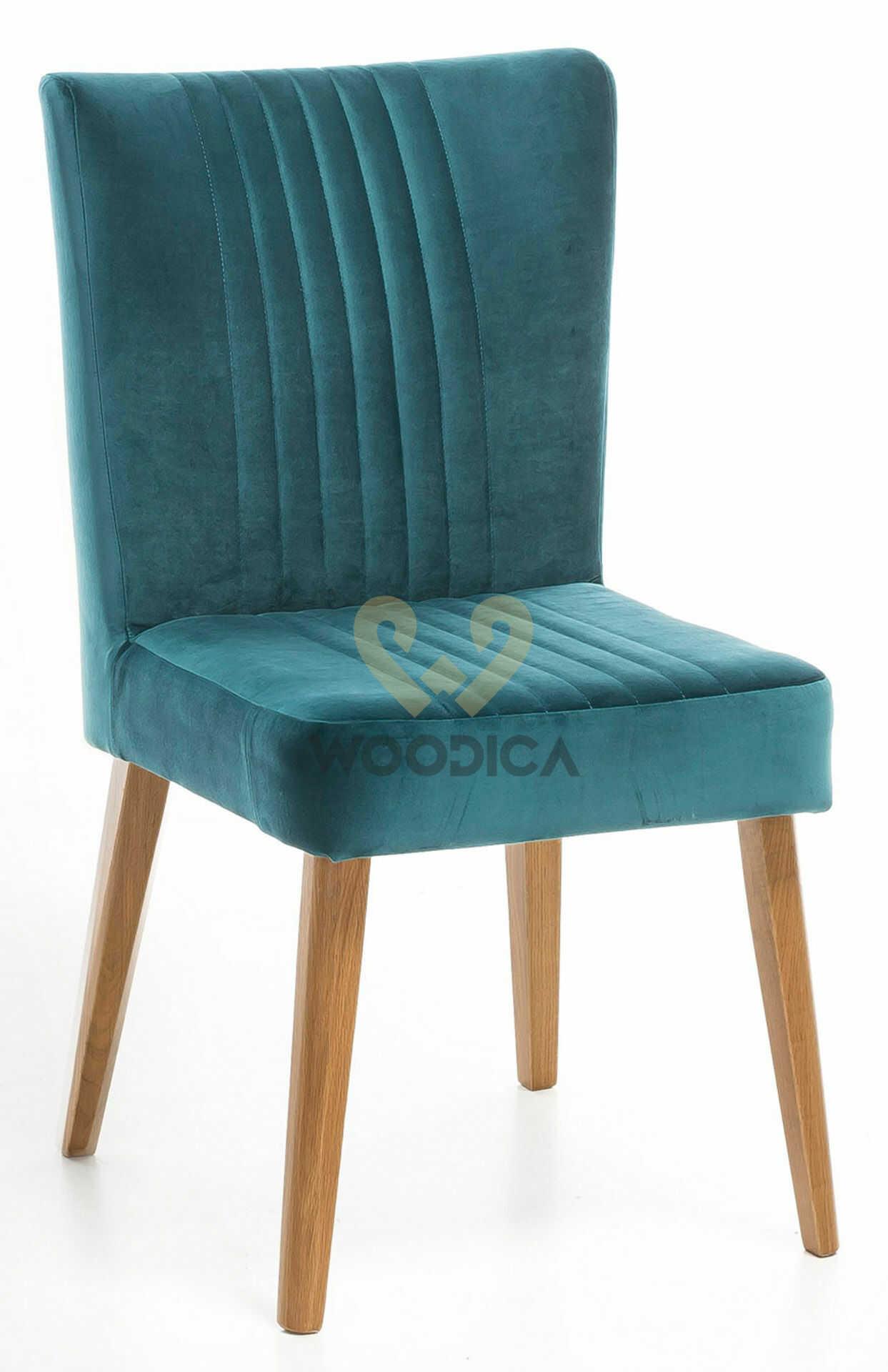 Krzesło dębowe tapicerowane NK-19