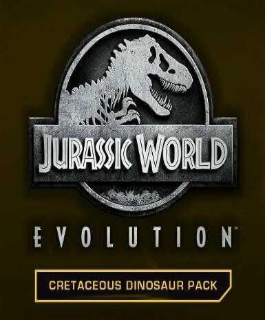 Jurassic World Evolution: Cretaceous Dinosaur Pack (PC) klucz Steam