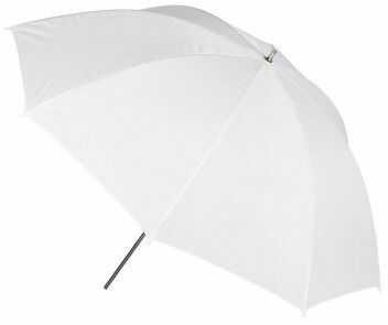 Quadralite Reporter parasolka transparentna 100 cm