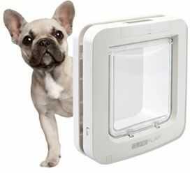 Drzwiczki dla psów z mikroczipem SureFlap