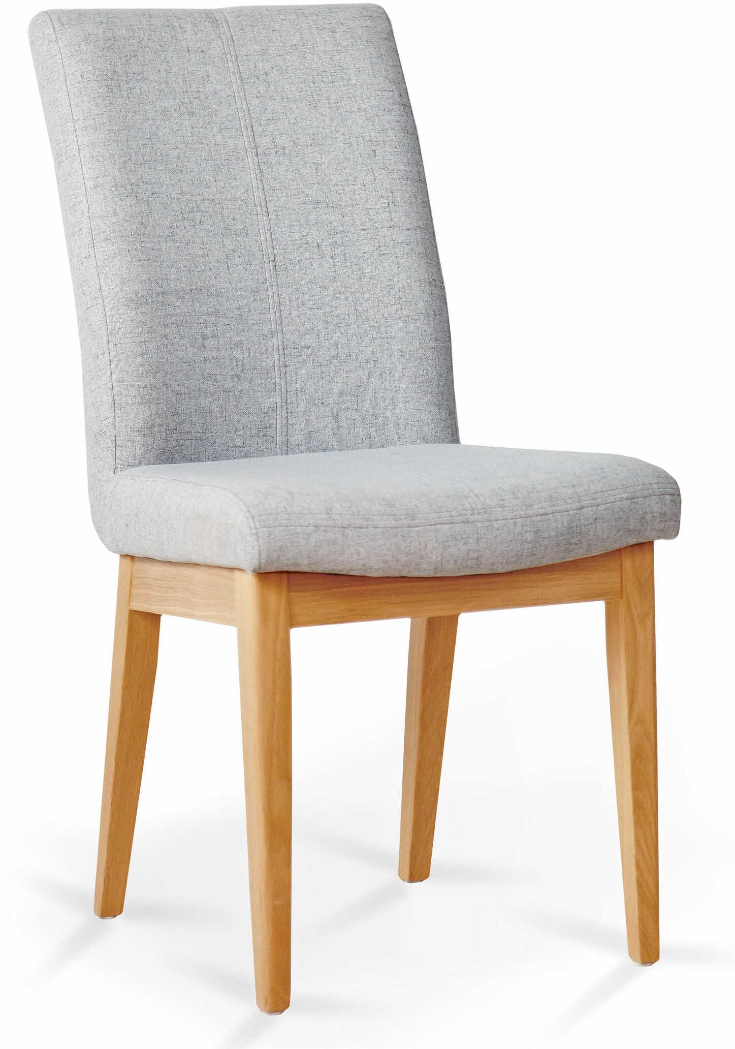 Krzesło dębowe tapicerowane NK-21