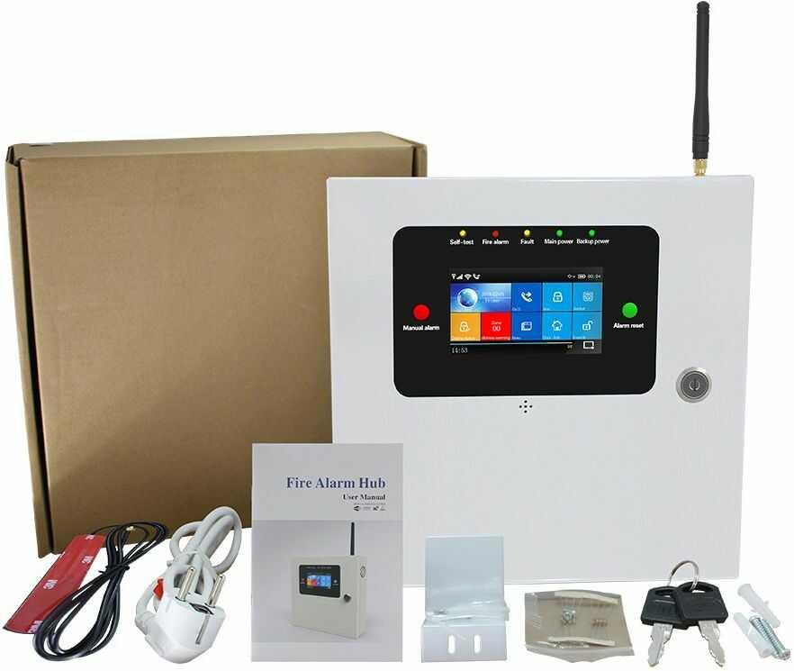 Alarm bezprzewodowy GSM Satlink SL-119