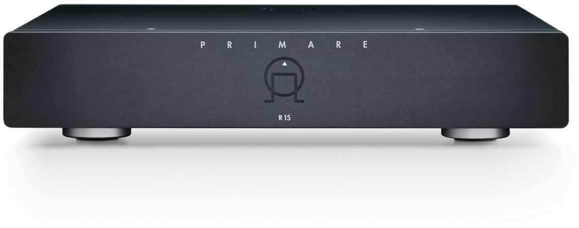 PRIMARE R15 - przedwzmacniacz gramofonowy (czarny)