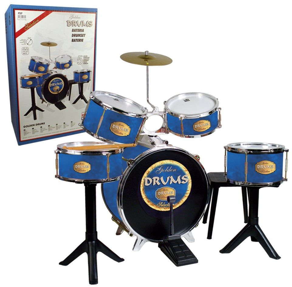 Reig 0727 Golden Drums perkusja
