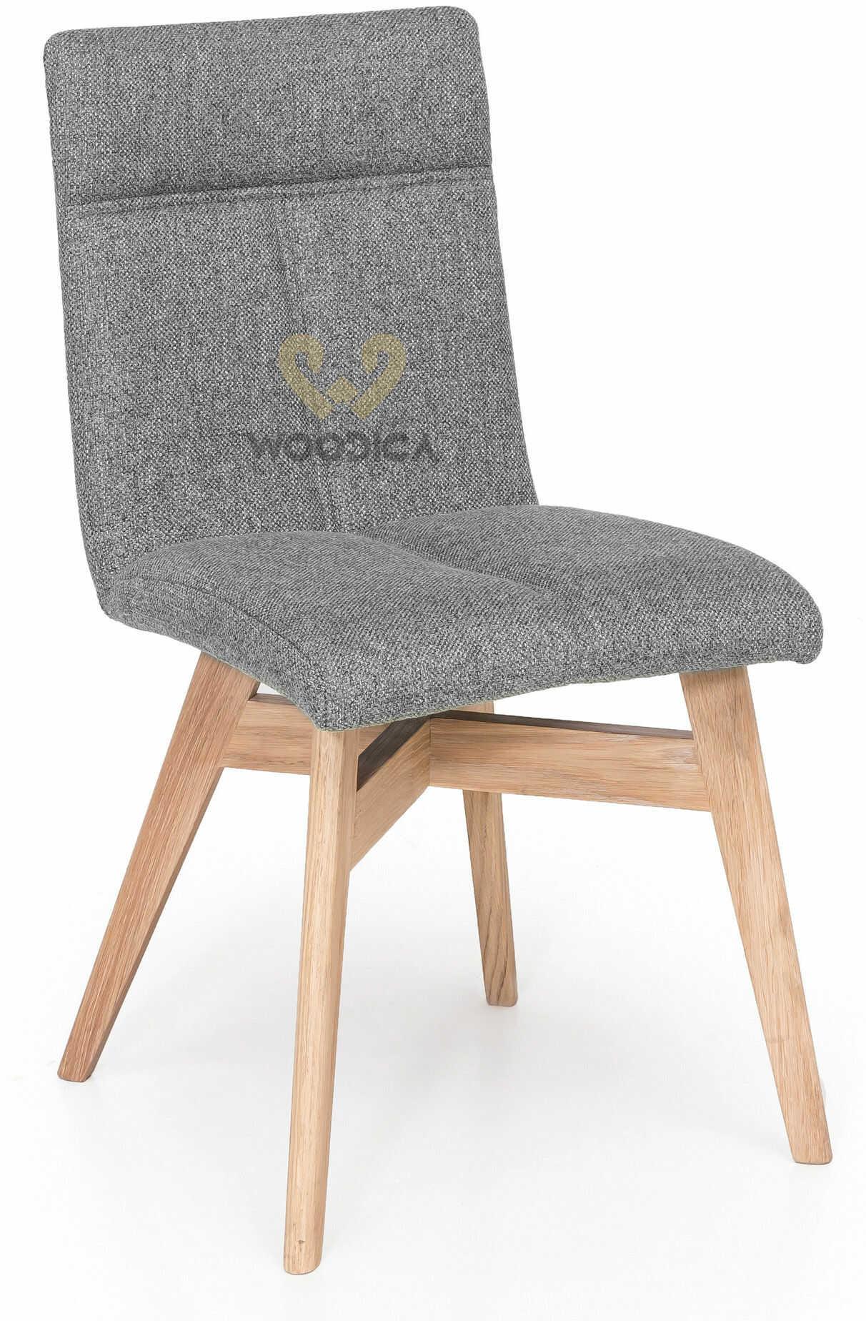 Krzesło dębowe tapicerowane NK-24