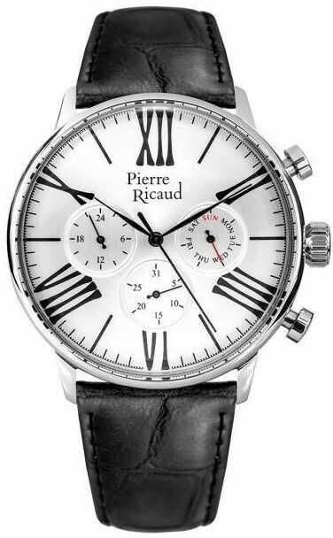 Zegarek PIERRE RICAUD P97212.5263QF