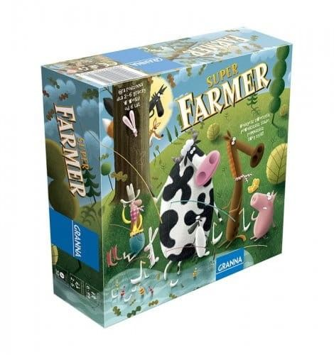 Super farmer z rancha - Superfarmer Granna