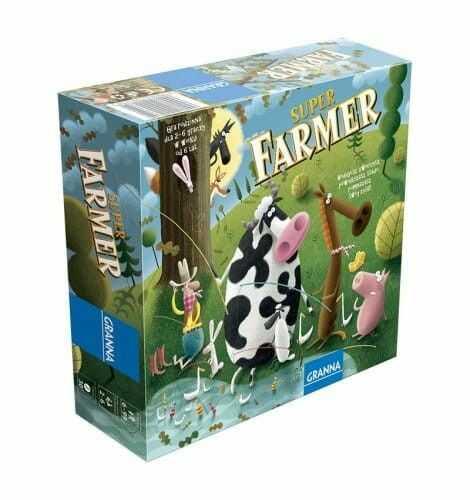 Super farmer z rancha - Superfarmer Granna