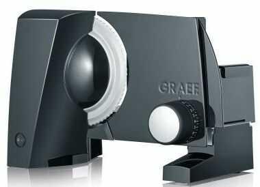 Krajalnica GRAEF SKS 10002 czarna I tel. (22) 266 82 20 I Raty 0 % I Bezpieczne zakupy I Płatności online !