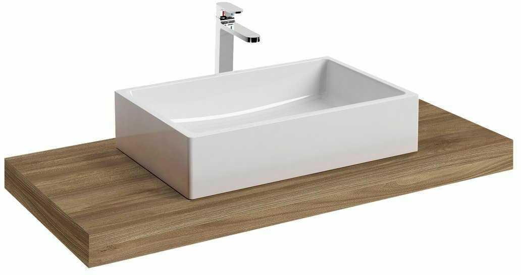 Ravak Blat pod umywalkę I 1200 orzech X000000847
