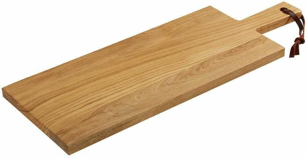 Zassenhaus - deska do serwowania - drewno dębowe - 58 20,5 2 cm