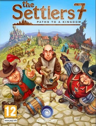The Settlers 7 (PC) Klucz Uplay