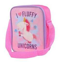 Minionki - torba śniadaniowa Jednorożec Fluffy