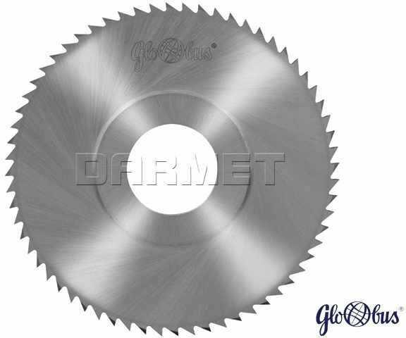 Frez tarczowo-piłkowy HSS 63 x 16 x 4 mm / 64z A 5 GLOBUS (FP120-0063-0003)
