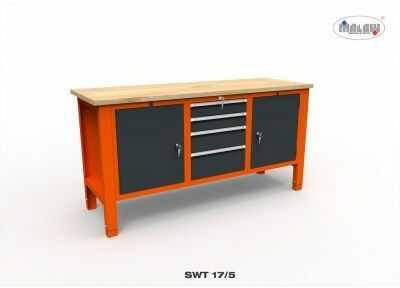 Stół narzędziowy SWT 17/05 do warsztatu
