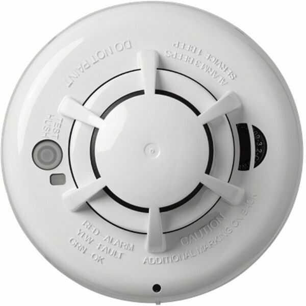 Bezprzewodowy czujnik dymu i temperatury SMD-429 PG2 VISONIC