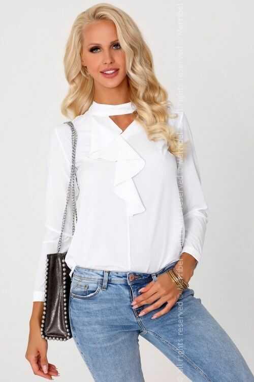 Nildana White 85280 bluzka