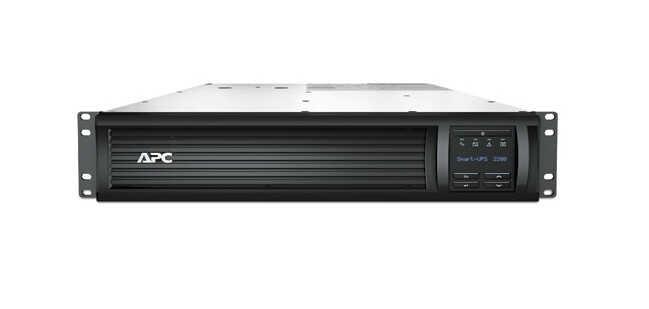 APC Smart-UPS 2200VA LCD RM 2U 230V with Network Card