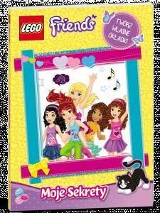 LEGO ® Friends. Moje sekrety - praca zbiorowa