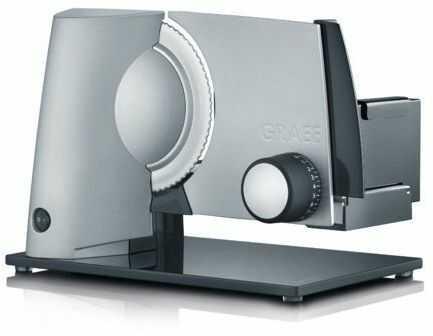 Krajalnica GRAEF SKS32000 srebrna I tel. (22) 266 82 20 I Raty 0 % I Bezpieczne zakupy I Płatności online !