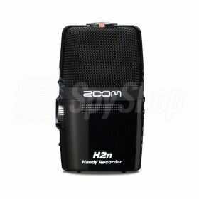 Wszechstronny rejestrator audio Zoom H2n - nagrywanie koncertów, vlogów i podcastów