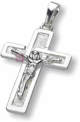 Krzyżyk srebrny - próba 925 2,8g