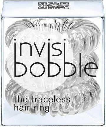 InvisiBobble Gumka do włosów 3 szt. - White