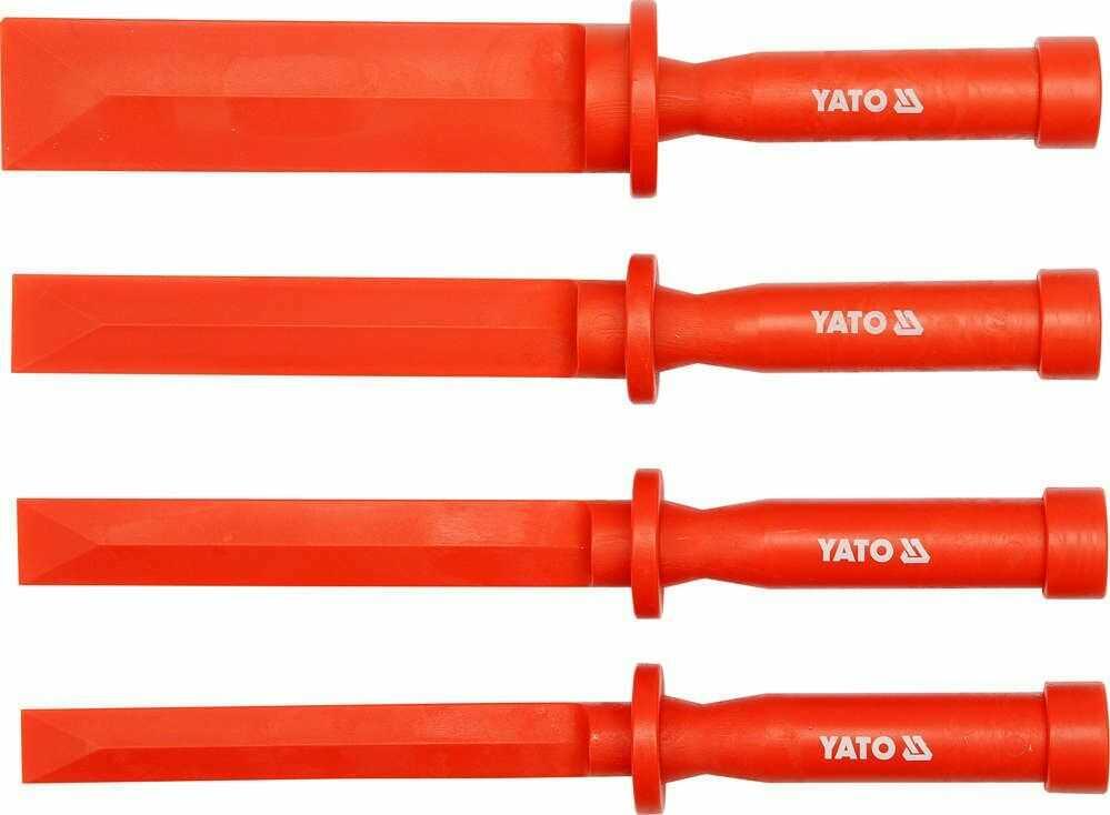 Zestaw skrobaków plastikowych kpl. 4 szt. Yato YT-0847 - ZYSKAJ RABAT 30 ZŁ