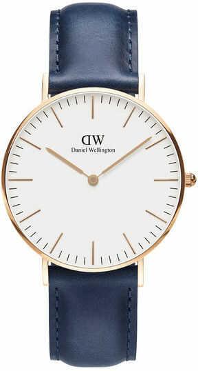 DANIEL WELLINGTON CLASSIC SOMERSET DW00100123-DARMOWA DOSTAWA-GWARANCJA-VICTORYTIME.PL