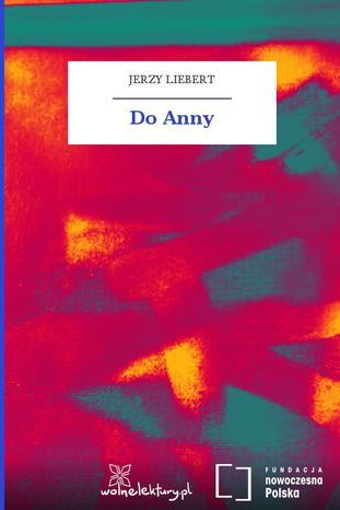 Do Anny - Ebook.
