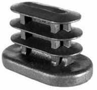 Stopki do krzesła ISO proste