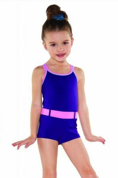 Shepa 071 kostium kąpielowy dziewczęcy (b22d9)